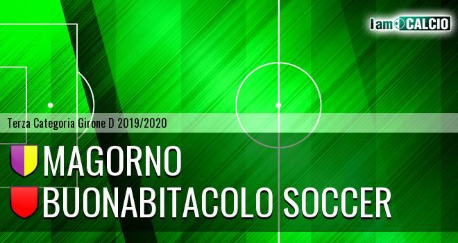Magorno - Buonabitacolo Soccer