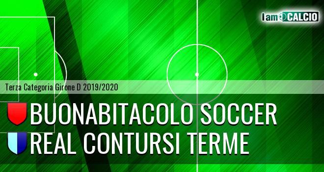 Buonabitacolo Soccer - Real Contursi Terme
