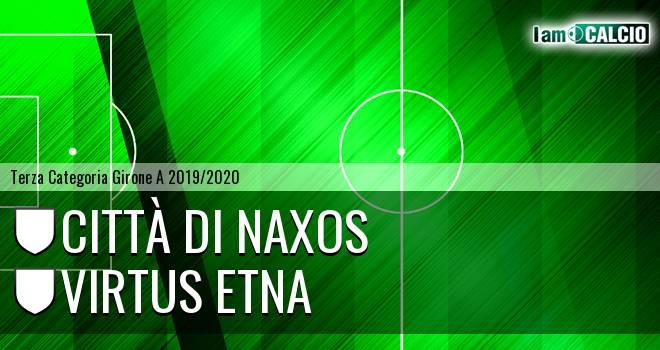Città di Naxos - Virtus Etna