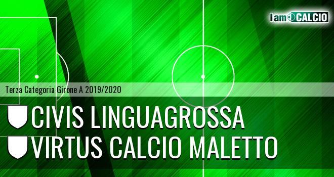 Civis Linguagrossa - Virtus Calcio Maletto