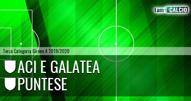 Aci e Galatea - Puntese