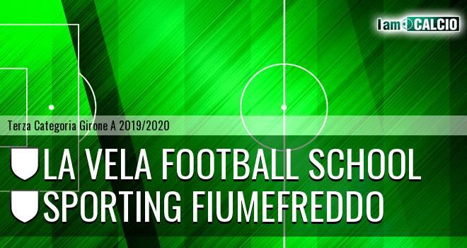 La Vela Football School - Sporting Fiumefreddo