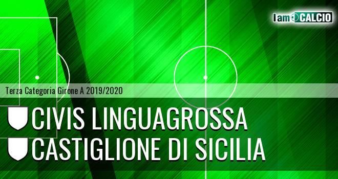 Civis Linguagrossa - Castiglione di Sicilia