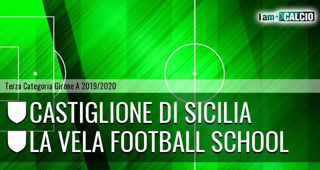 Castiglione di Sicilia - La Vela Football School