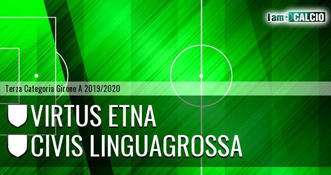Virtus Etna - Civis Linguagrossa