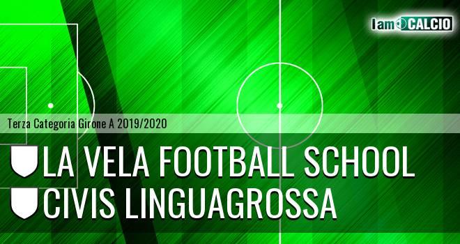 La Vela Football School - Civis Linguagrossa