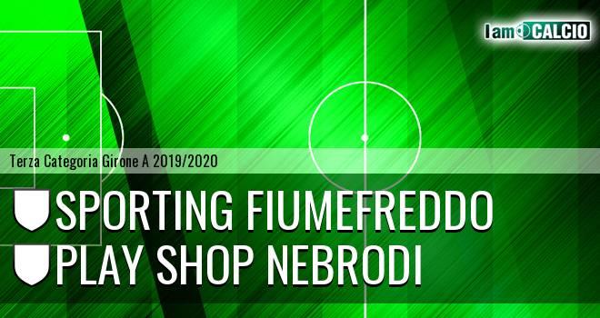 Sporting Fiumefreddo - Play Shop Nebrodi