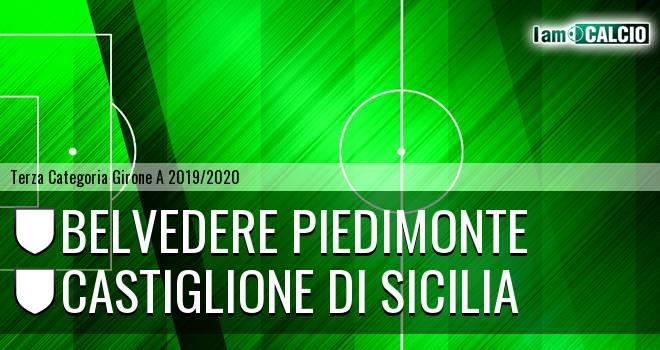 Belvedere Piedimonte - Castiglione di Sicilia