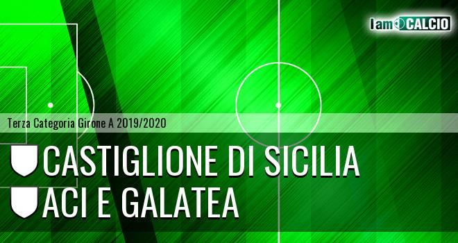 Castiglione di Sicilia - Aci e Galatea