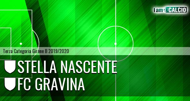 Stella Nascente - FC Gravina