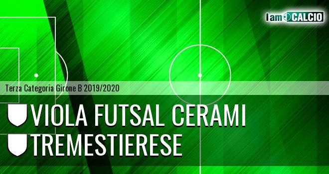 Viola Futsal Cerami - Tremestierese