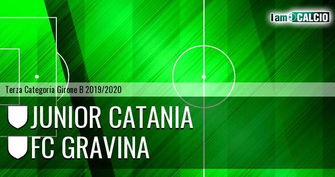Junior Catania - FC Gravina