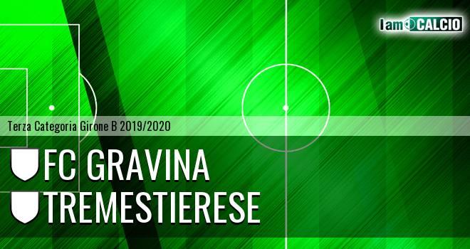 FC Gravina - Tremestierese