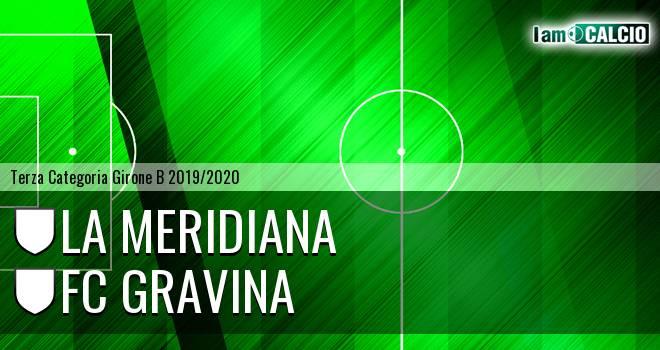 La Meridiana - FC Gravina