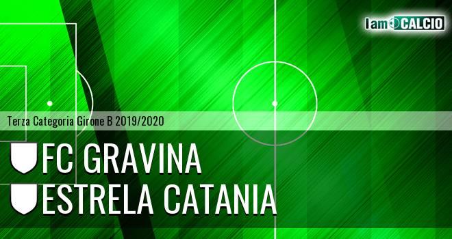 FC Gravina - Estrela Catania