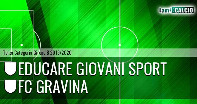 Educare Giovani Sport - FC Gravina