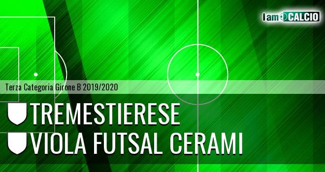 Tremestierese - Viola Futsal Cerami