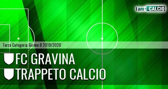 FC Gravina - Trappeto Calcio