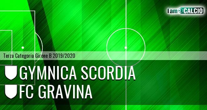 Gymnica Scordia - FC Gravina