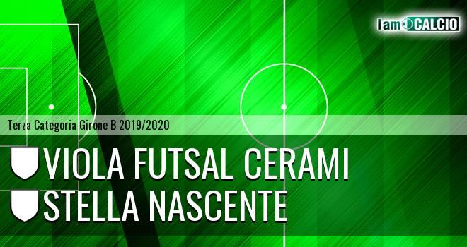 Viola Futsal Cerami - Stella Nascente