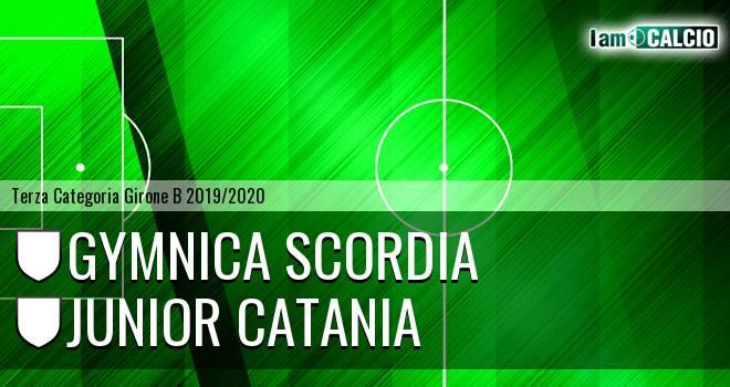 Gymnica Scordia - Junior Catania