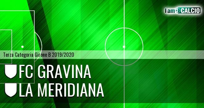 FC Gravina - La Meridiana