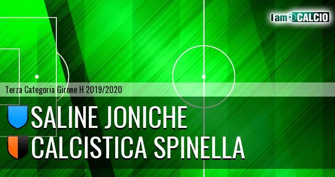 Saline Joniche - Calcistica Spinella