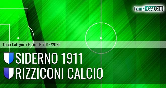 Siderno 1911 - Rizziconi Calcio