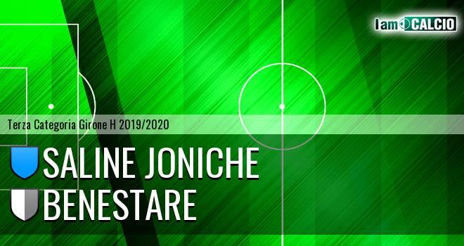 Saline Joniche - Benestare