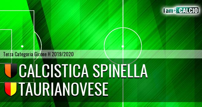 Calcistica Spinella - Asisport Taurianovese
