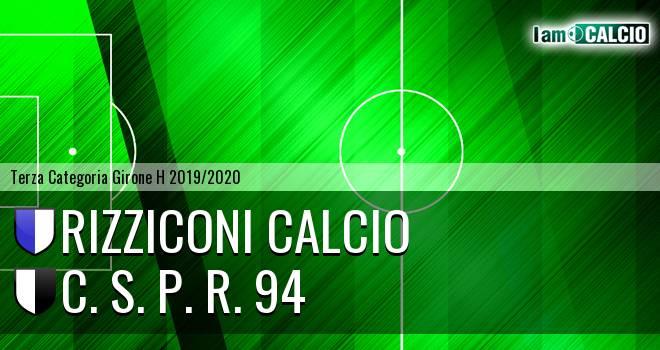 Rizziconi Calcio - C. S. P. R. 94