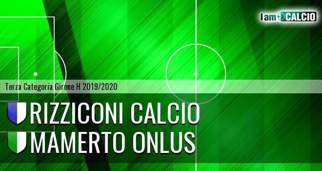 Rizziconi Calcio - Mamerto Onlus