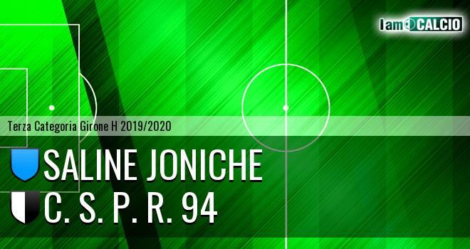 Saline Joniche - C. S. P. R. 94