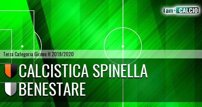 Calcistica Spinella - Benestare