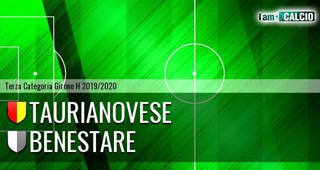 Asisport Taurianovese - Benestare