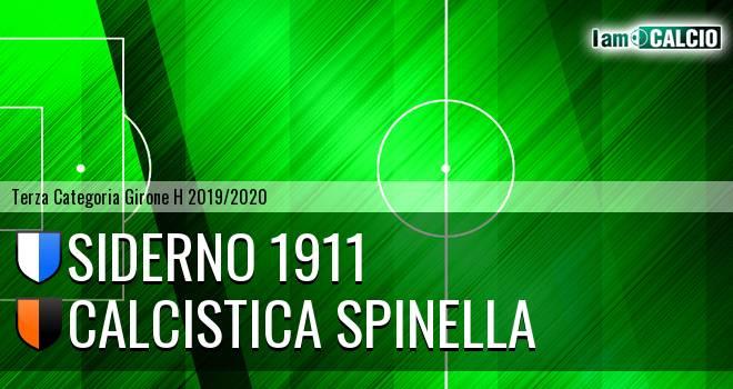 Siderno 1911 - Calcistica Spinella