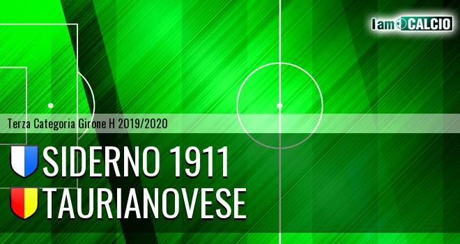 Siderno 1911 - Asisport Taurianovese