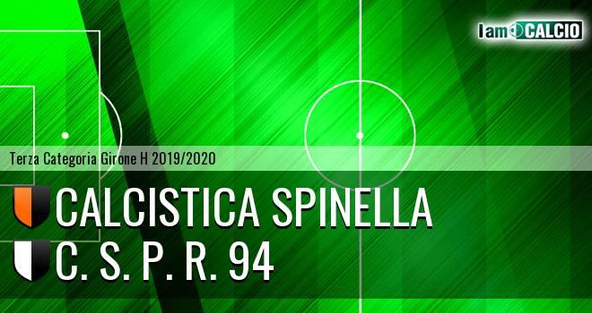 Calcistica Spinella - C. S. P. R. 94