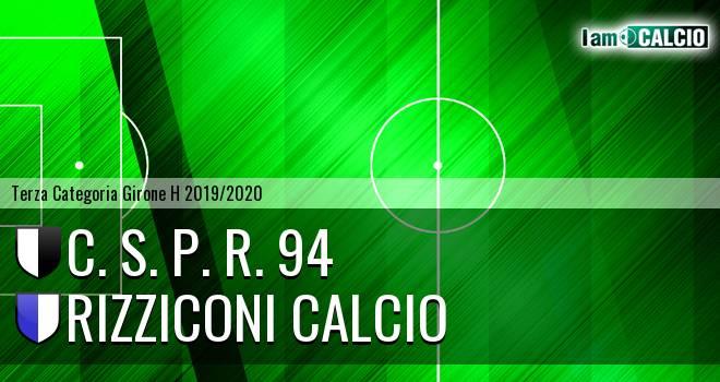 C. S. P. R. 94 - Rizziconi Calcio