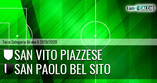 San Vito Piazzese - San Paolo Bel Sito