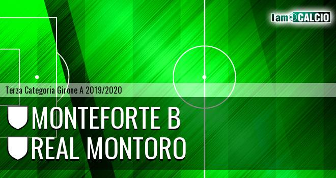 Monteforte B - Real Montoro