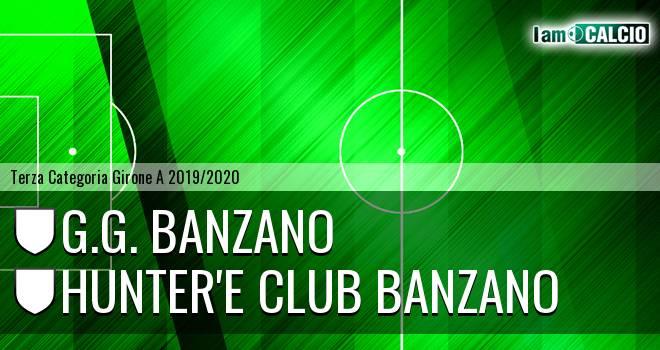 G.G. Banzano - Hunter'e Club Banzano