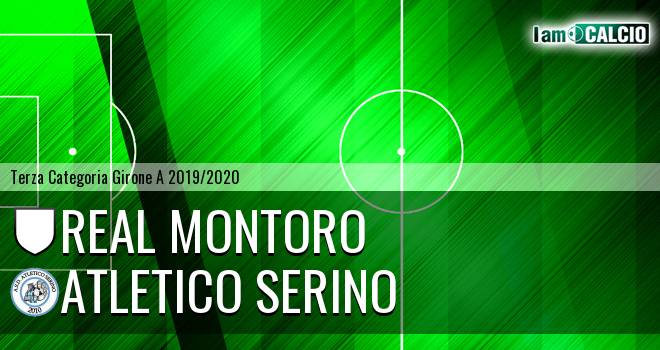 Real Montoro - Atletico Serino