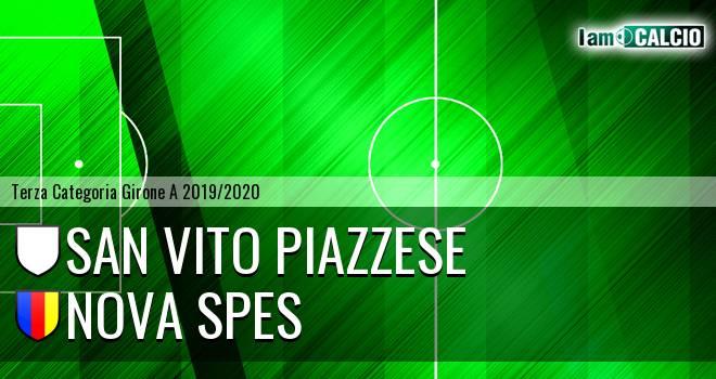 San Vito Piazzese - Nova Spes