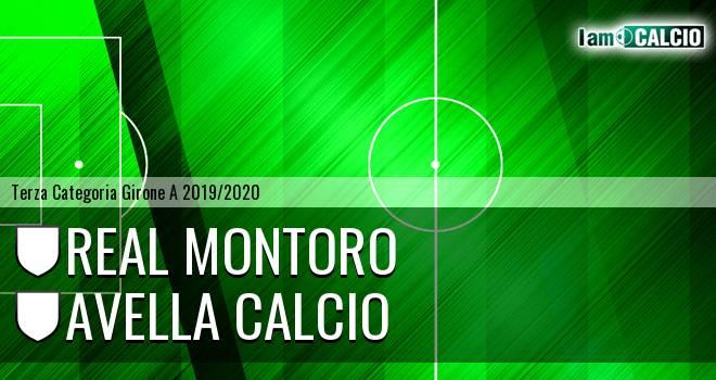 Real Montoro - Avella Calcio