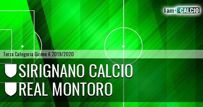 Sirignano Calcio - Real Montoro