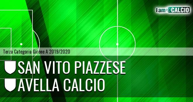 San Vito Piazzese - Avella Calcio