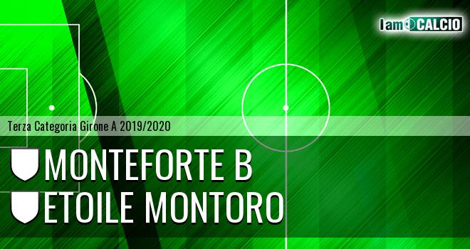 Monteforte B - Etoile Montoro