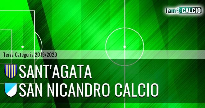 Sant'Agata - San Nicandro Calcio
