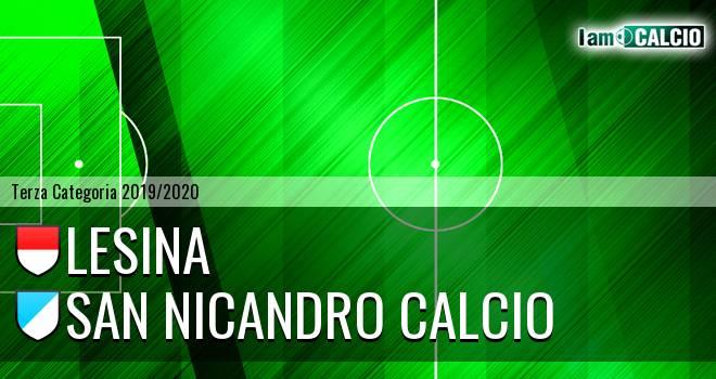 Lesina - San Nicandro Calcio